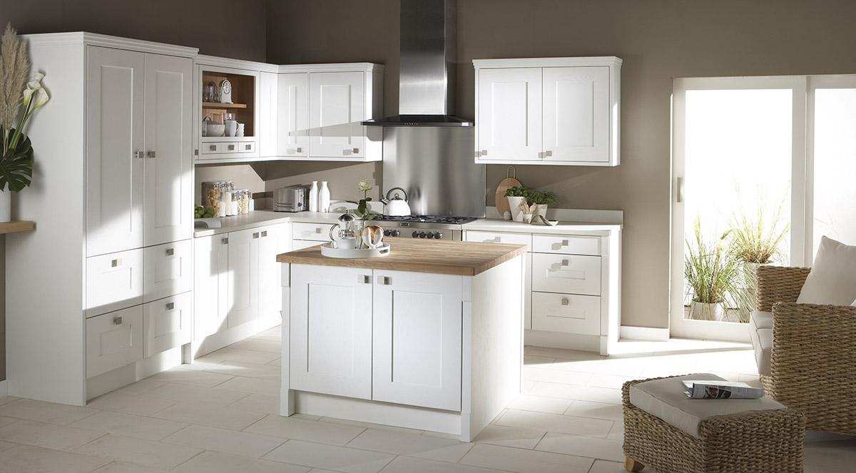 Shaker Kitchens - County Kitchens